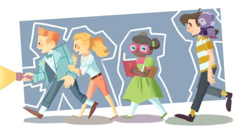 scooby doo mystery incorporated fan art - Google Search