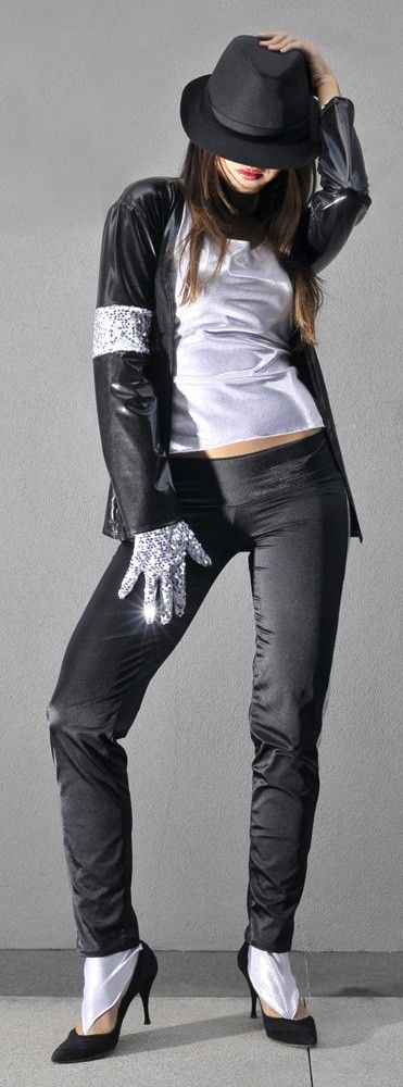Michael Jackson Costume, love it. May have  found my costume for this year.