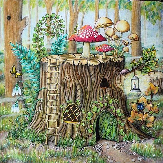 My best picture #enchantedforestcoloringbook #johannabasfordenchantedforest #enchantedforest #johannabasford #coloring #coloringbookforadults #coloringbook #coloringtime #coloringtherapy #art #mondeluz #maped #mycreativeescape #adultcoloring #adultcoloringbook #wonderfulcoloring #coloring_secrets #creativelycoloring #artecomoterapia