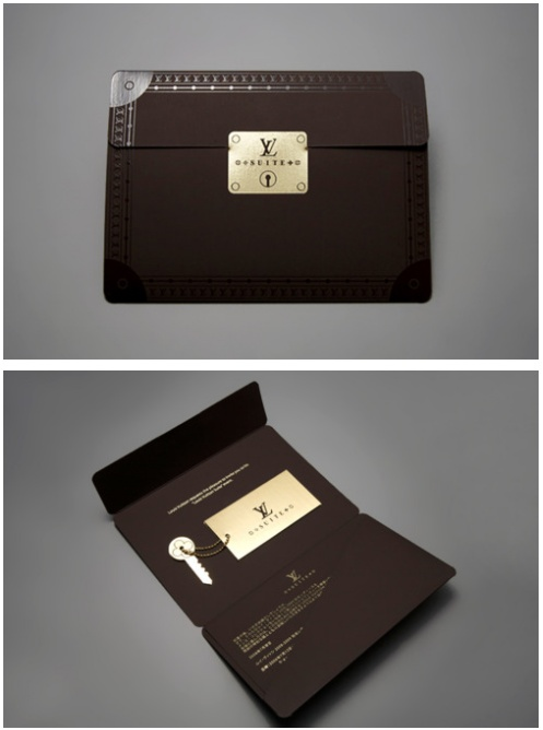Louis Vuitton Invite by Julien Mercier
