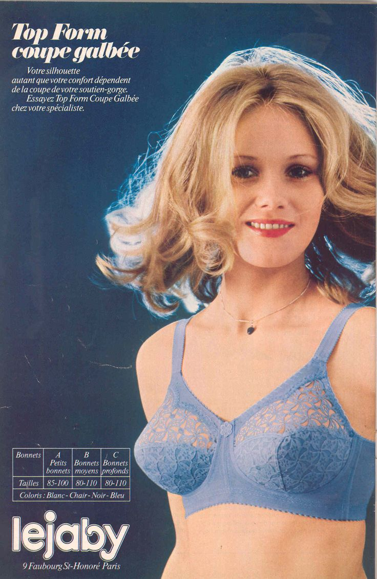 sexy 1970s bra pictures