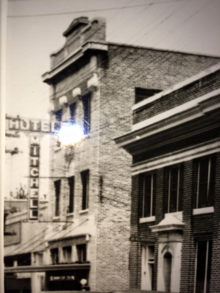 Hotel Mitchell Vintage Photographs Of El Dorado Arkansas And Surrounding Areas Pinterest Hotels
