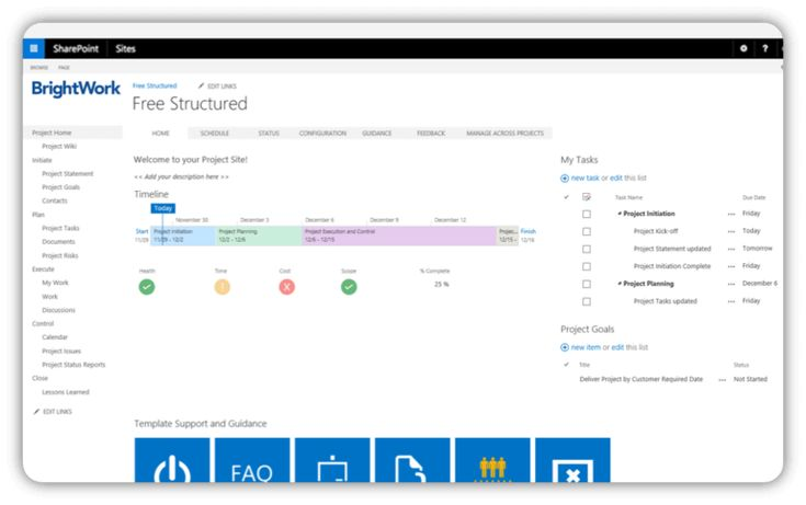 5 reasons to use sharepoint for project management sharepoint projectmanagement ppm