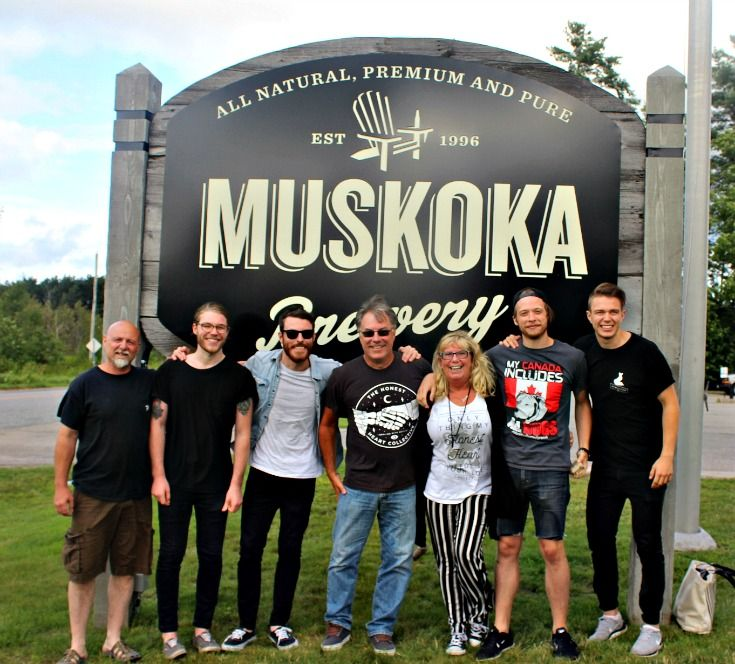The Honest Heart Collective at Muskoka Brewery