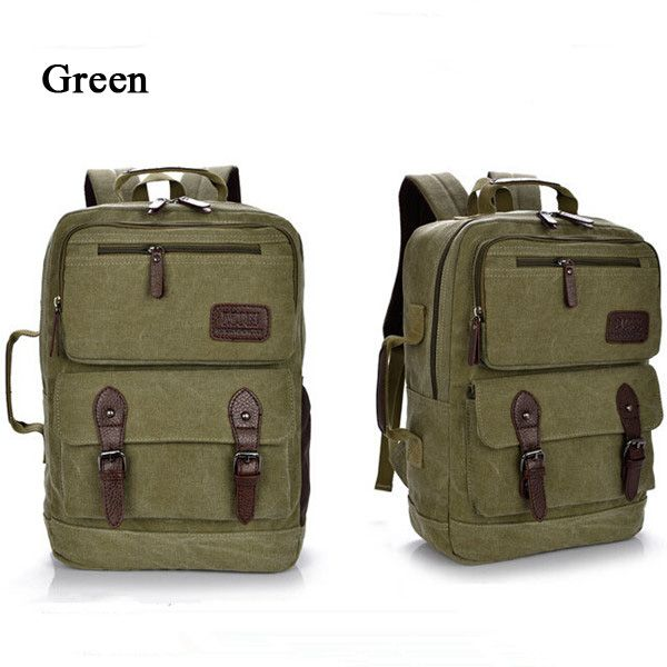 men backpack,men canvas backpack,male multifunction canvas backpack, retro large capacity durable bag