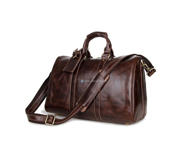 Leather Hand Luggage Hand Carry Luggage Mens Luggage