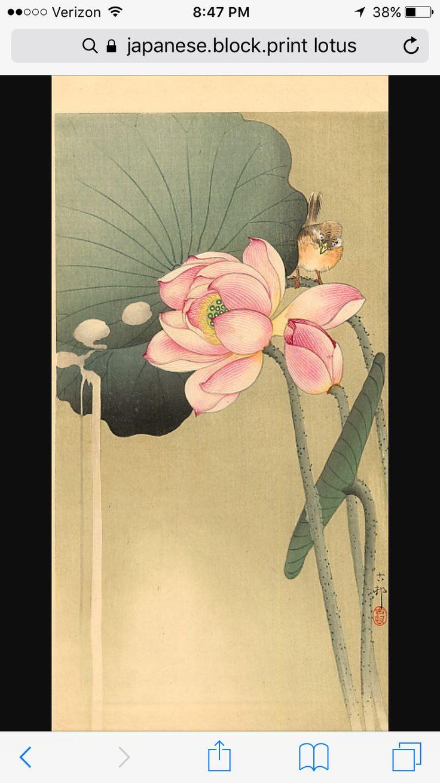 Lotus Painting, Japanese Painting, Tao, Polyvore, Karma, Illustration,  Flower, Photos, Facebook