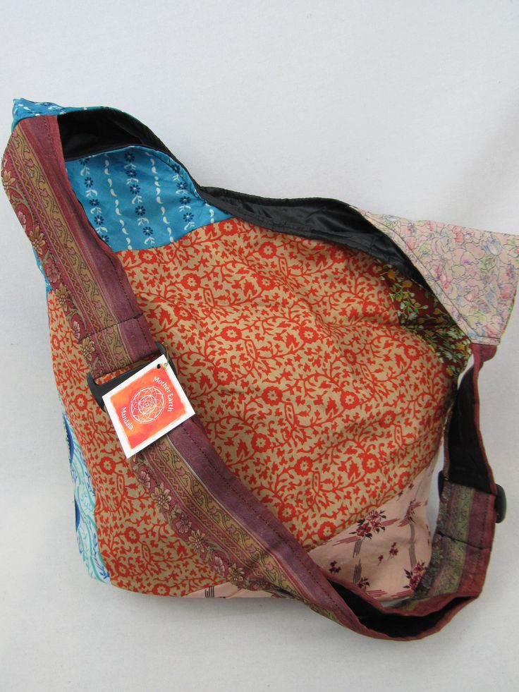 A personal favorite from my Etsy shop https://www.etsy.com/ca/listing/554007093/recycled-hobo-bag-hippie-bag-upcycled