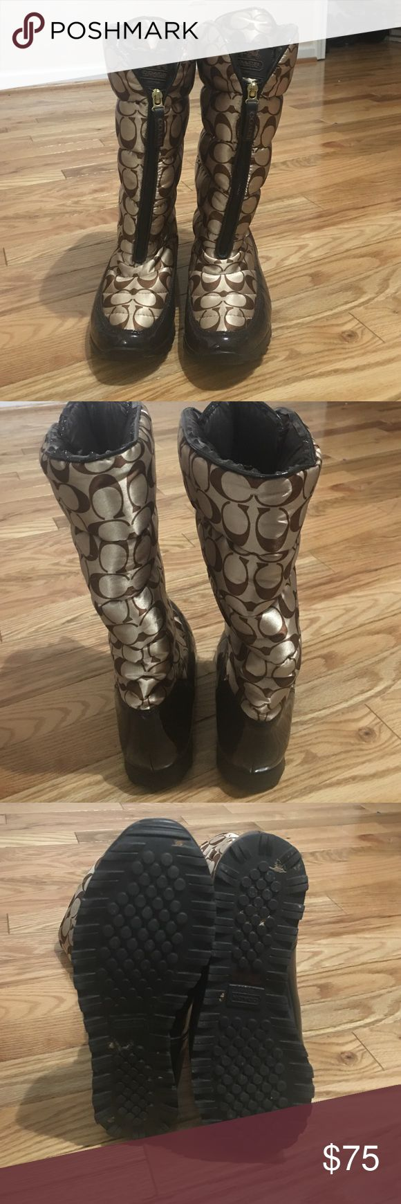 1000 Ideas About Coach Rain Boots On Pinterest Coach