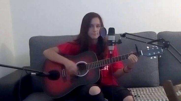 Iulia H - Lana Del Rey - blue jeans (acoustic cover)