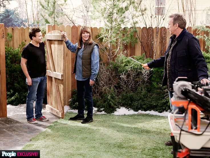 The star joins fellow Home Improvement alums Tim Allen and Patricia Richardson on Friday night's Last Man Standing