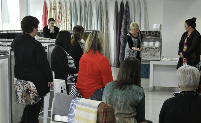 Show and Tell in our Avondale showroom, July 2014