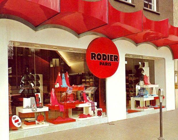 Rodier Paris, 70's