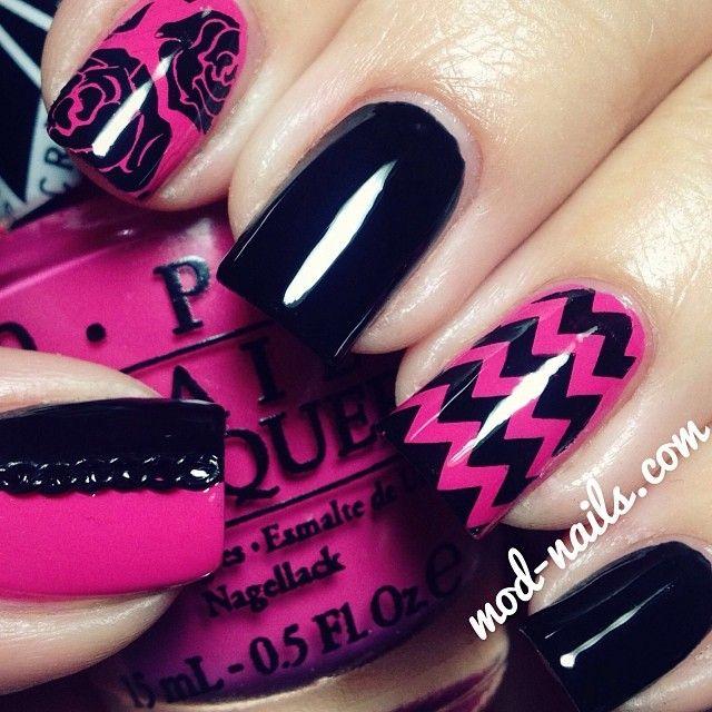 Instagram photo by modnails #nail #nails #nailart #unha #unhas #unhasdecoradas