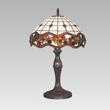 PREZENT 98 - TIFFANY asztali lámpa 1xE27/60W