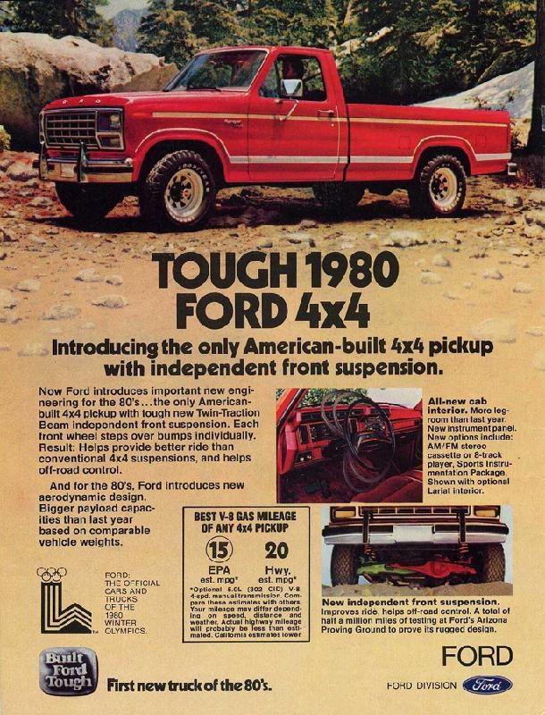 51 Best Bullnose Ford Trucks 80 To 86 Images On Pinterest