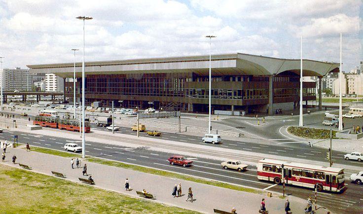 Warsaw Central railway station photo 75 - Warszawa Centralna railway station