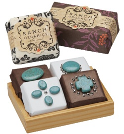Check out the new Ranch Organics soaps and lotions ...