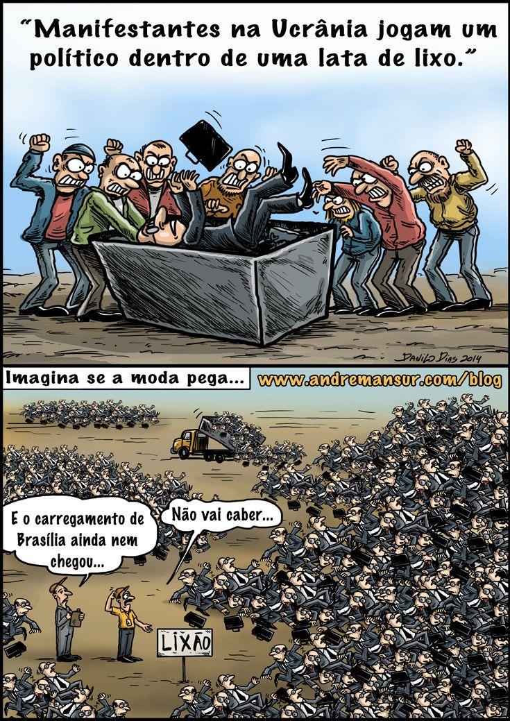 Lixo universal PARA POLÍTICOS CORRUPTOS...