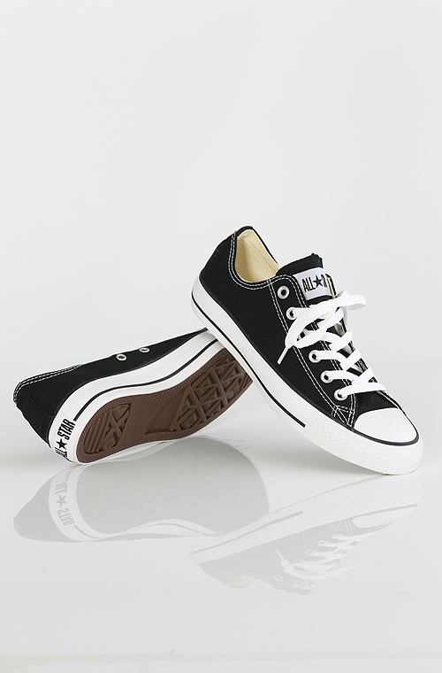 Converse All Star Ox kengät Black 69,90 € www.dropinmarket.com