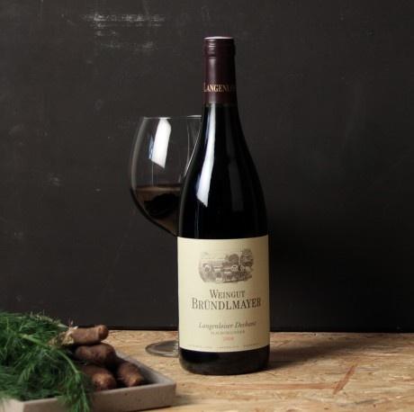 Bründlmayer Blauburgunder Dechant 2008 red wine