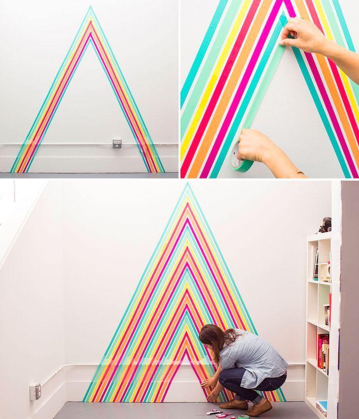 #washi #tape #banda #adeziva #decoratiuni #decorations #colors #culori…