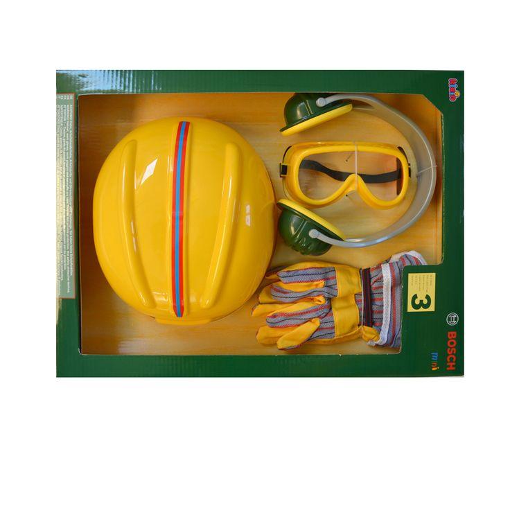 Bosch védőfelszerelés készlet | Pandatanoda