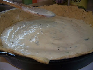 """""""Roasted"""" Garlic White Pizza Sauce  I have to try this! We love Papa Murphy's white garlic sauce pizza's, so this is a must try.                                                                                                                                                                                 More"""