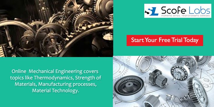 Discover and learn mechanical engineering courses online through 3D visualization. Access free course trials @http://buff.ly/2BhGlCy  #3donlinecourses #scofelabs #mechanicalengineering