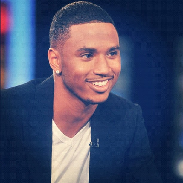 hair styles for black guys 1226 best trey songz images on 1226