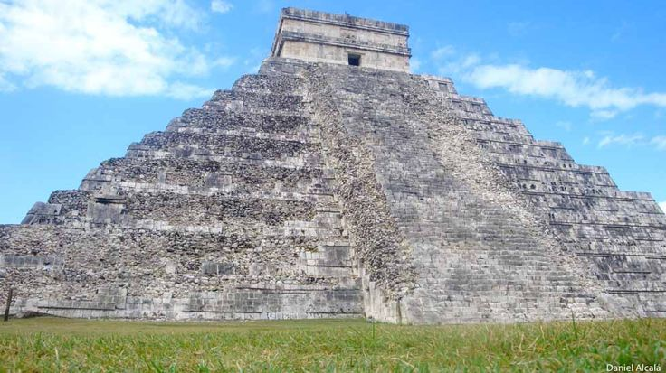 Chichen Itza, One of the New 7 Wonders of the World
