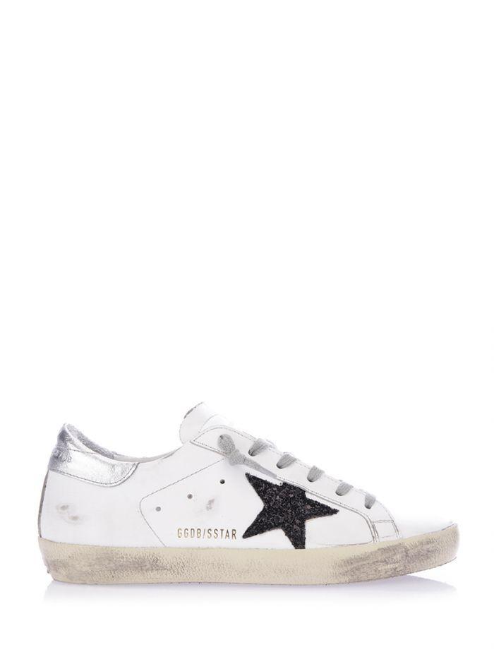 Black star, Sneakers, Golden goose sneakers