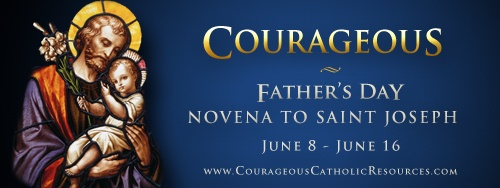 Today we begin a special Father's Day Novena to St. Joseph. Join us for prayer and special daily videos from some amazing fathers and spiritual fathers!