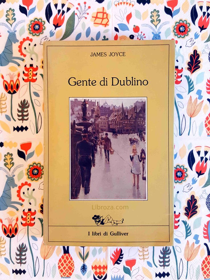James Joyce, Gente di Dublino