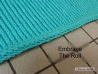 Crisp Rolled Edge Tutorial For Machine - Single Bed | Machine Knitting Tutorial