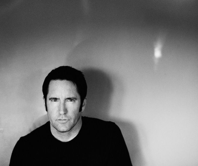 I just a moment for how gorgeous he continues to be. ...Nine Inch Nails New Album Finished, Out This Year