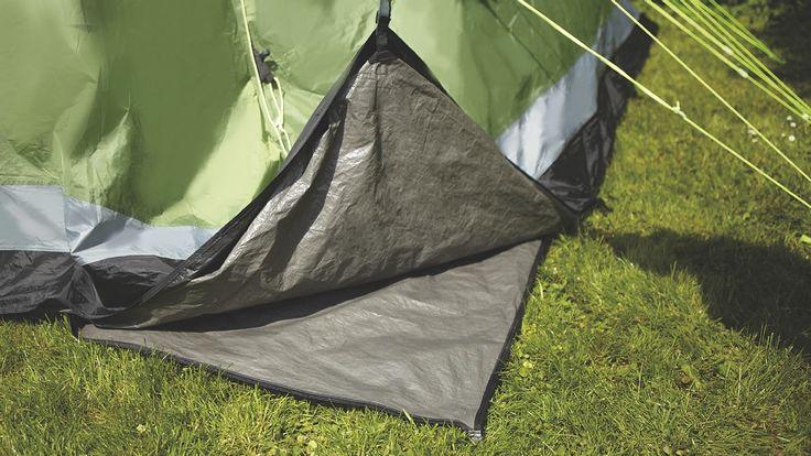 Zeltunterlage passend für das Zelt Montana 6E. Die praktische Unterlage hält den Zeltfußboden sauber und vermeidet Abrieb. Außerdem isoliert sie zusätzlich gegen die Kälte des Bodens. Die Outwell Plane sollte vom Zelt vollständig bedeckt sein, damit kein Regenwasser unter das Zelt geführt...  Zubehör  • Typ: Zeltboden • Einsatzbereich: Montana 6E ...