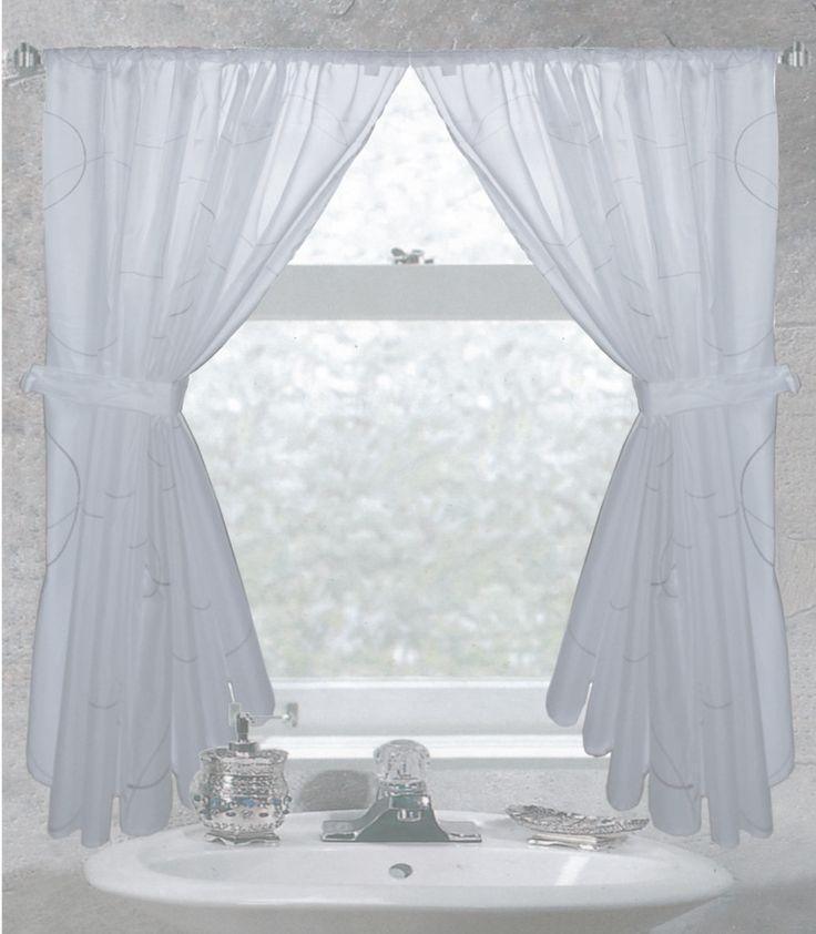 Best 25 Bathroom Window Privacy Ideas On Pinterest: 25+ Best Ideas About Bathroom Window Curtains On Pinterest