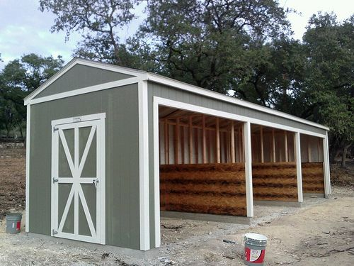 1000 images about horse lean to on pinterest stables for Lean to shelter plans
