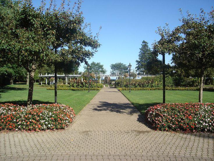 The Rosetta McClain Gardens