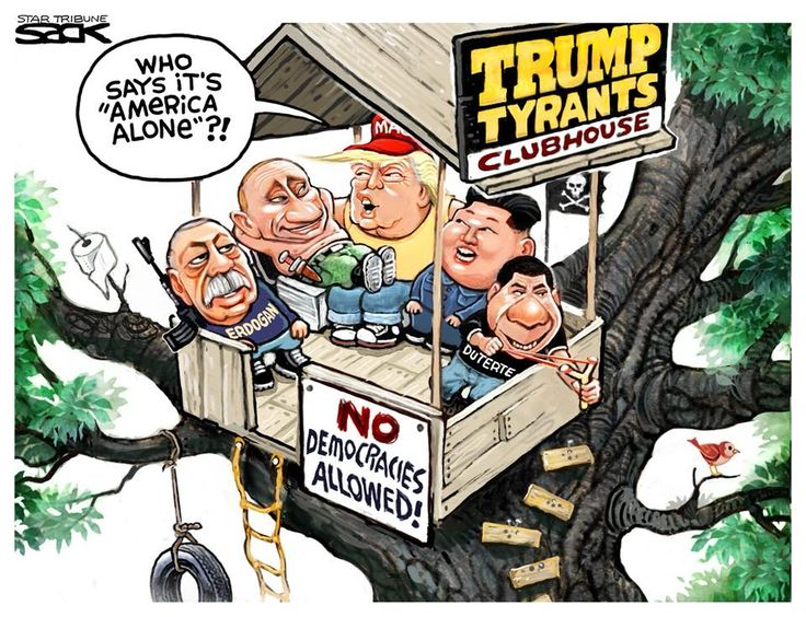 Steve Sack, The Minneapolis Star Tribune | Political cartoons, Editorial cartoon