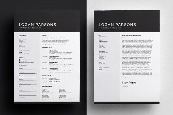 Resume/CV - Logan - Resumes