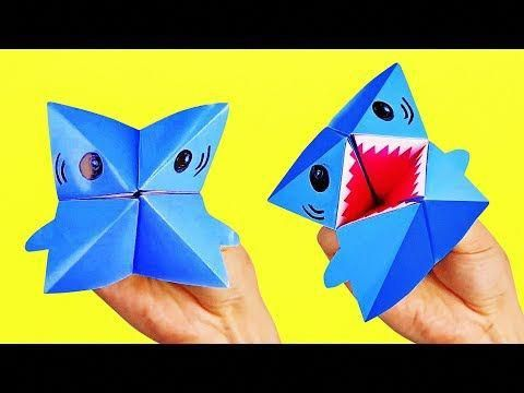 5 Minute Crafts Paper Fish Craft Celbridge Cabs