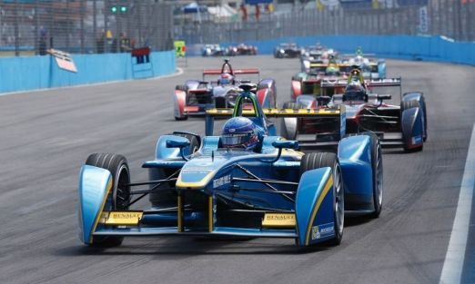 Competencia verde en Fórmula E