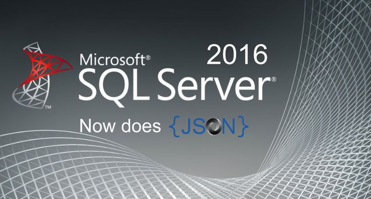 JSON Support in SQL Server 2016.  JSON (JavaScript Object Notation) is a data interchange format that has become popular when moving data between systems. There has not been any native support in SQL Server to output the data in this format, so other workarounds need to be put in place. This has changed with SQL Server 2016. A new feature in SQL Server 2016 is native support for JSON.  https://www.mssqltips.com/sqlservertip/4014/json-support-in-sql-server-2016/  #CertificationCamps…