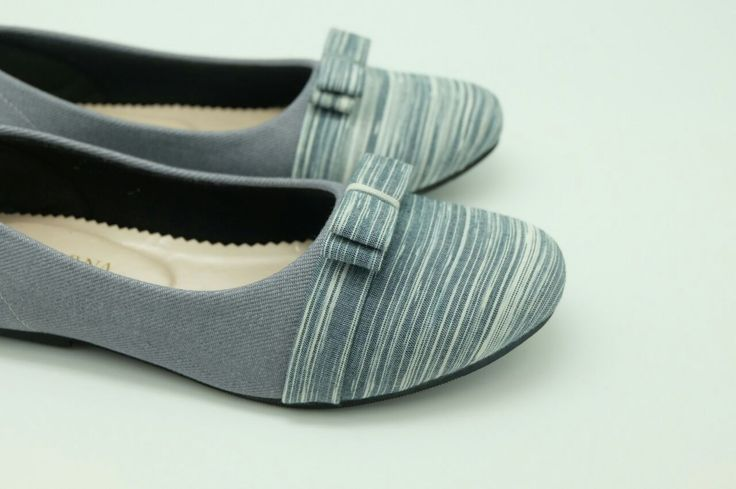 The Warna Shoes - Lurik Abu | Sepatu batik | Sepatu Motif | Sepatu handmade | The Warna | the warna Shoes | Indo Great Store | Pusat Belanja | Pasar | Jual Online Baju | Rumah Warna | The Warna | Amoorea | Baju | Tas | Sepatu