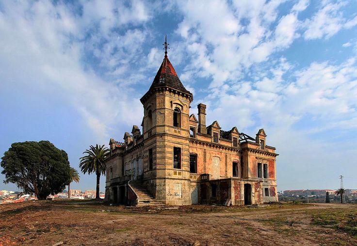 7 Lugares assustadores (e assombrados) em Portugal