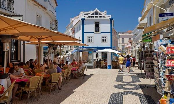 Lagos - My favorite small town in the Algarve of Portugal