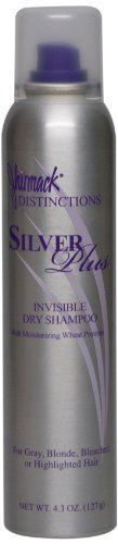 Jhirmack Distinctions Silver Plus Invisible Dry Shampoo Hair Shampoos by Jhirmack -- Find out more about the great product at the image link.(This is an Amazon affiliate link and I receive a commission for the sales)