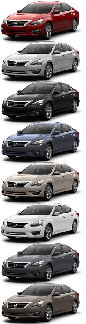 7 best 2008 nissan altima dream car images on pinterest dream all the colours available for the nissan altima with 360 degree views in the nissan publicscrutiny Images